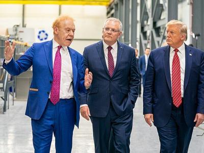 Trump to visit Whirlpool factory in Clyde on Thursday