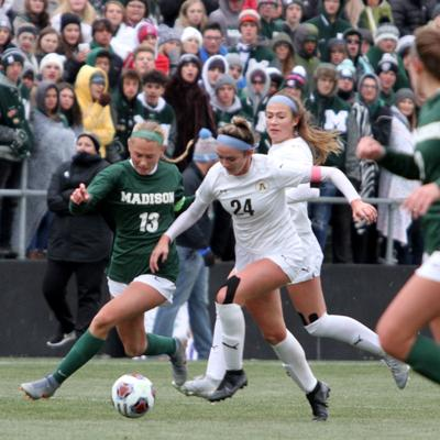 GALLERY: Madison vs Archbishop Alter girls soccer