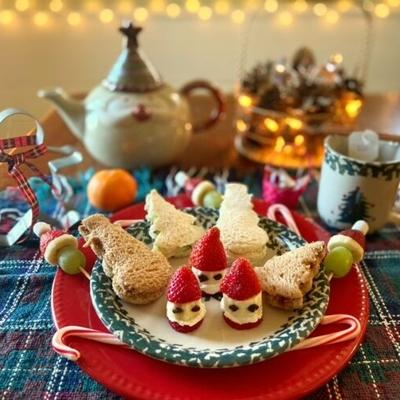 Here's how to host a family Christmas tea party