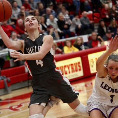 Shelby survives scare from Lexington to win sectional title