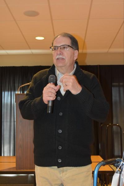 Crawford County Commissioner Tim Ley