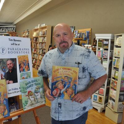 Mount Vernon illustrator makes New York Times Best Sellers list