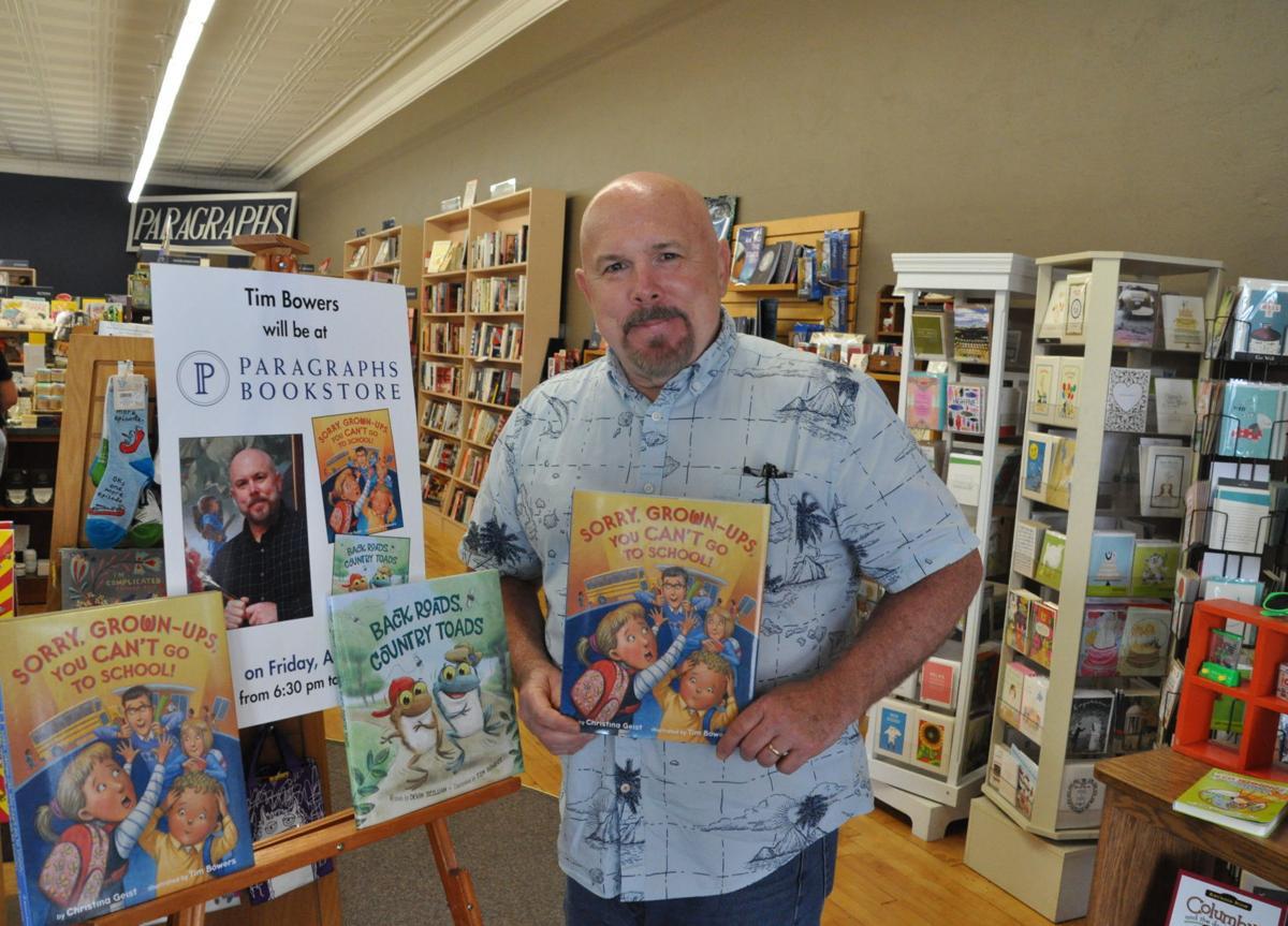 Tim Bowers best-seller