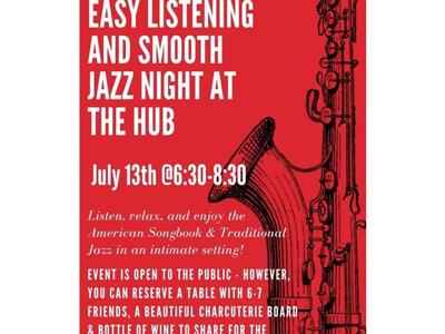 Jazz Night coming to Crestline July 13