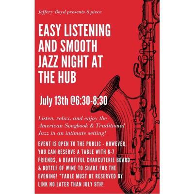 Jazz night coming to Crestline