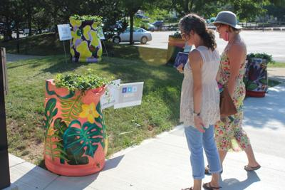 How Ashland SWCD uses art to teach stormwater management