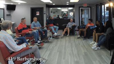 419 Barbershop