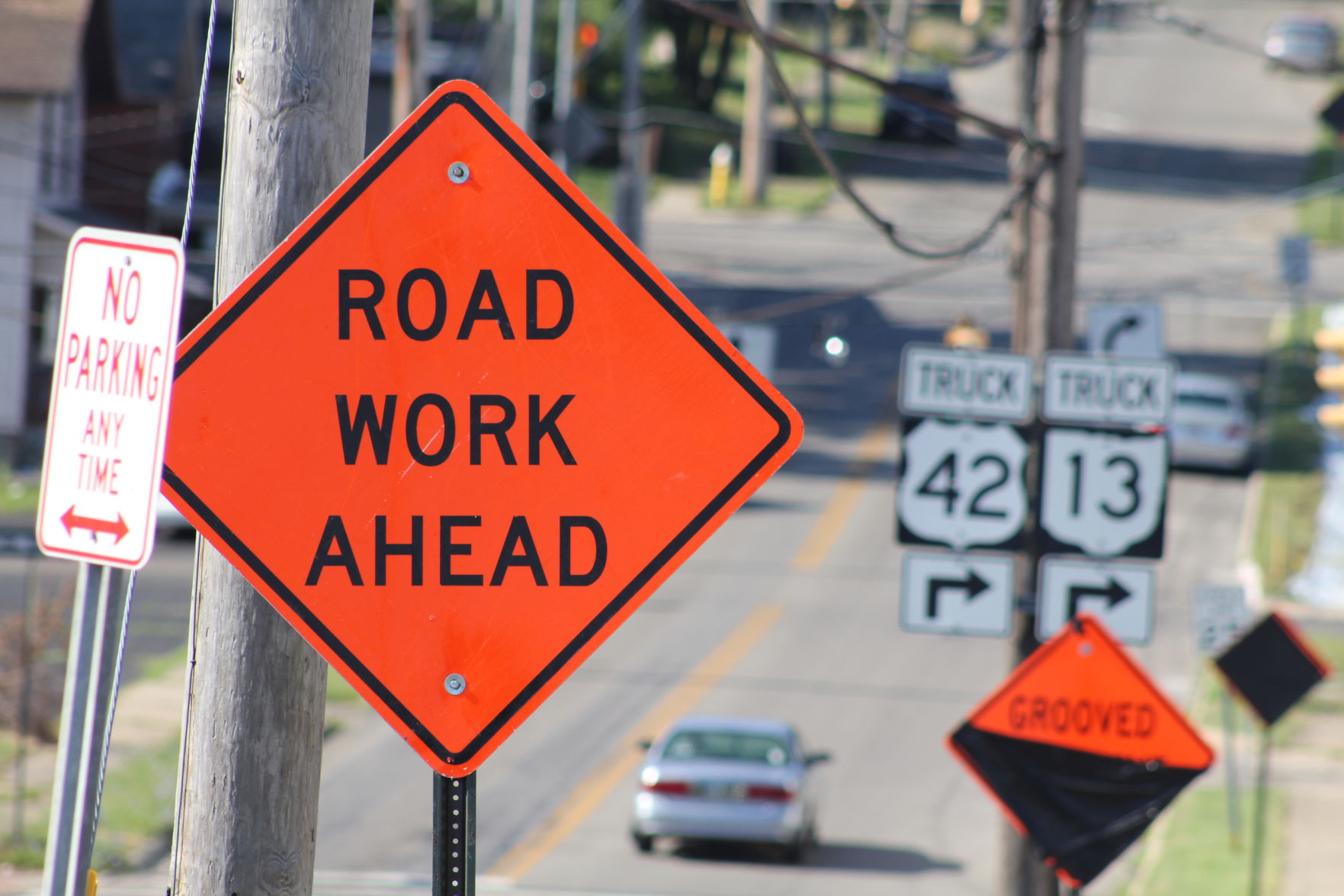 ODOT: 7 roads in Richland County under construction this week