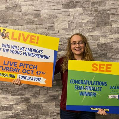 Temple Christian 8th grader to compete in national entrepreneurship pitch competition