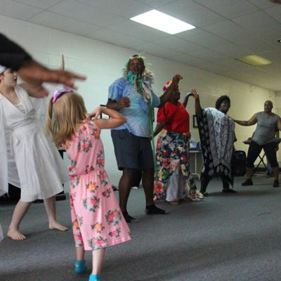 """Martin Rawls Productions pays it forward with """"Once on this Island,"""" Aug. 1 at Mansfield Sr."""