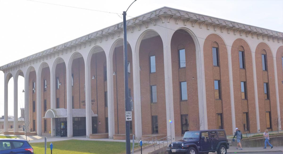 Richland County courthouse (copy)