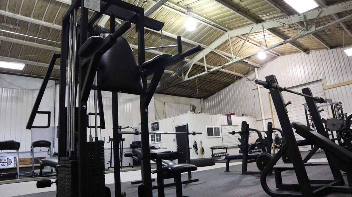 Black Iron Fitness 2