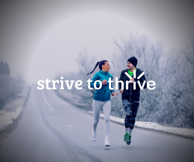 Strive to Thrive week 6: Workout partners could be critical for success