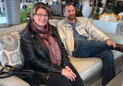 Watson wins McCready Interiors' comfy couch sweepstakes