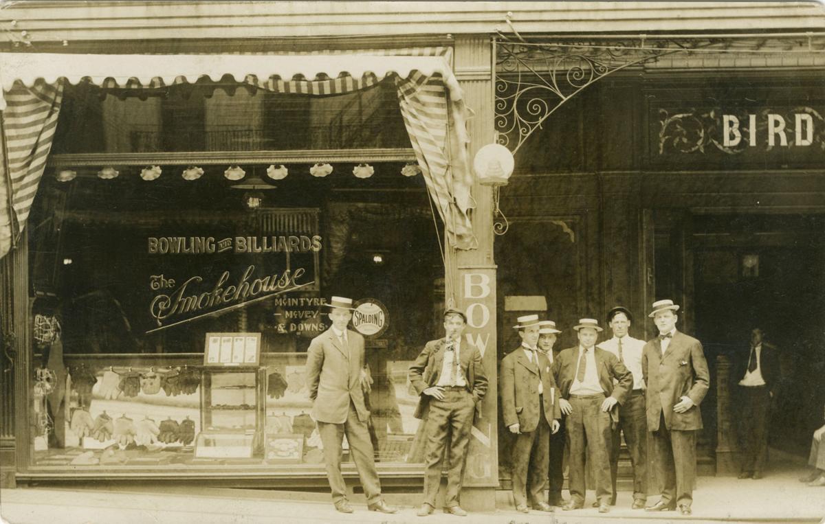 Smokehouse Bowling & Billiards in the Bird Bldg Main.jpg