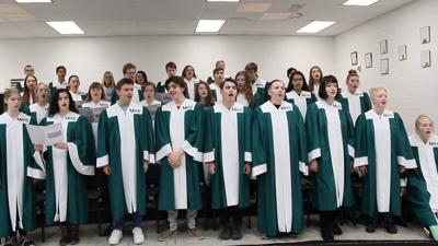 Choral Countdown to Christmas 2019: Madison Comprehensive High School