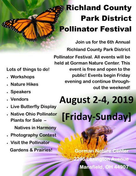 pollinator weekend 2019