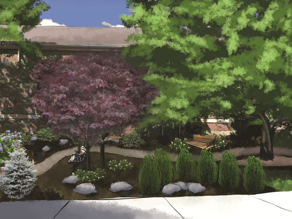AU Prayer Garden To Be Dedicated Friday
