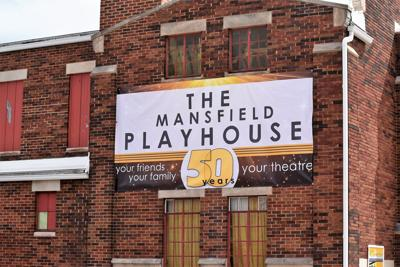 Mansfield Playhouse building