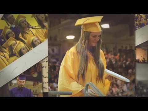 Lexington High School 2016 Graduation
