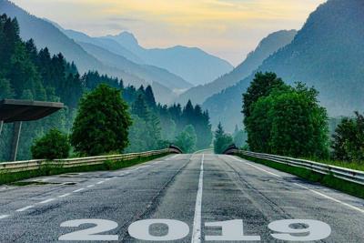 Road ahead, 2019