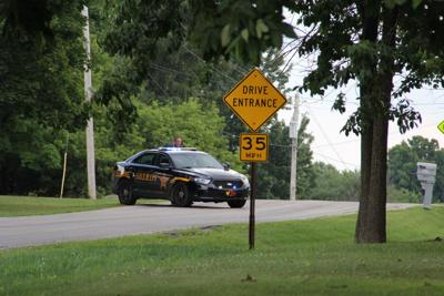 UPDATED: Richland County Sheriff heads manhunt in search of