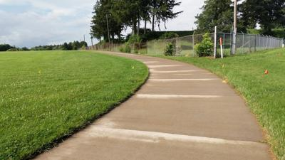 Open Source: What happened to the plan to extend the Trimble/Cook road walking path?