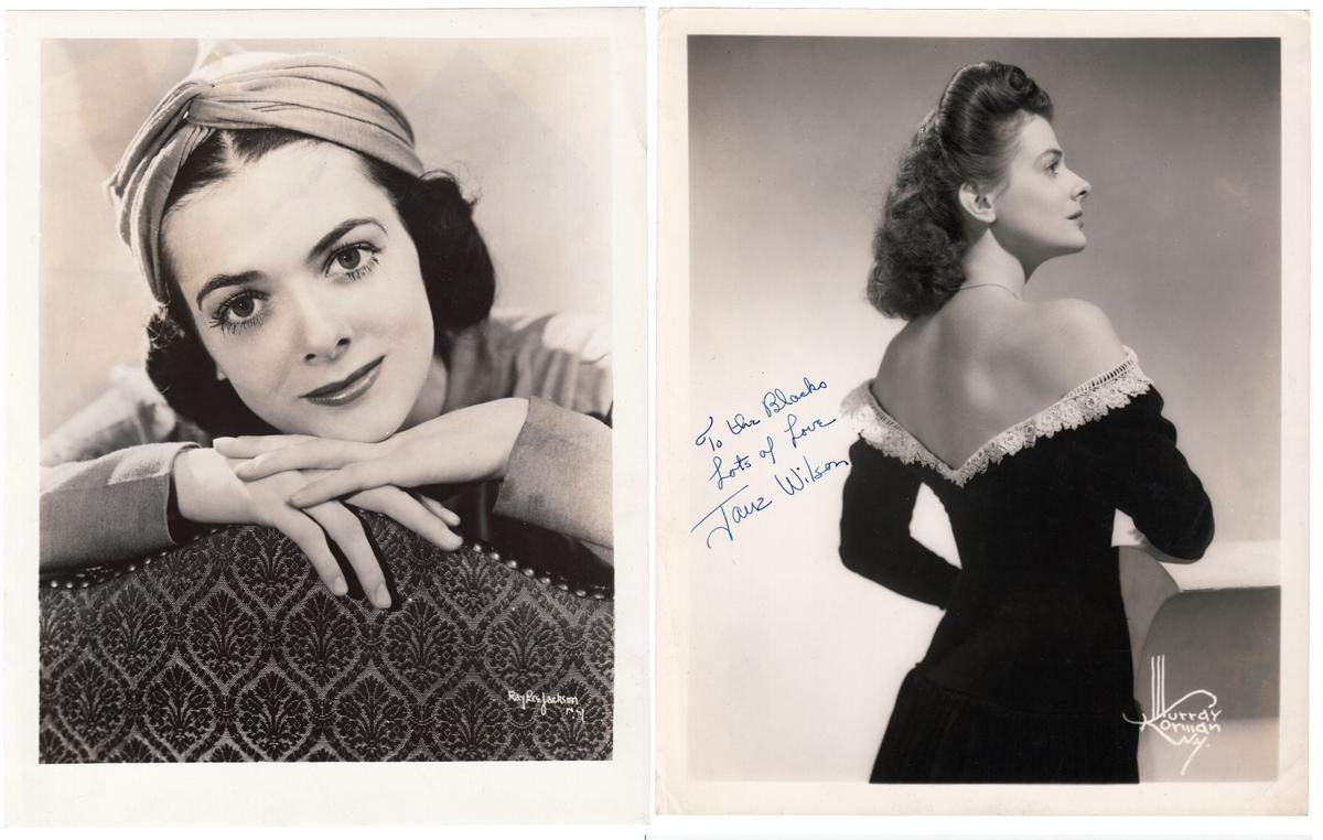 Jane Wilson publicity shots