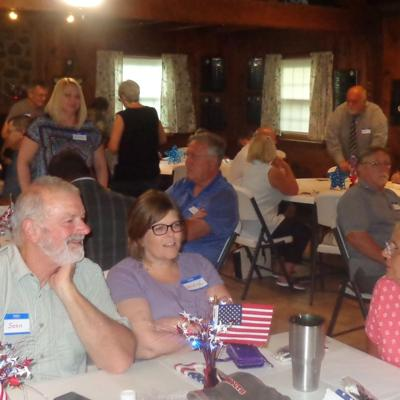 Shelby Area Dems celebrate 51st anniversary
