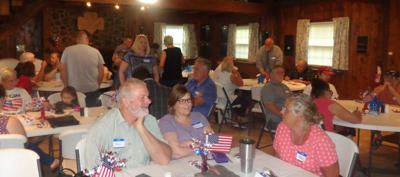Shelby Area Dems picnic