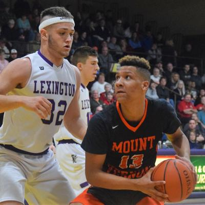 Lexington routs Mount Vernon in OCC clash