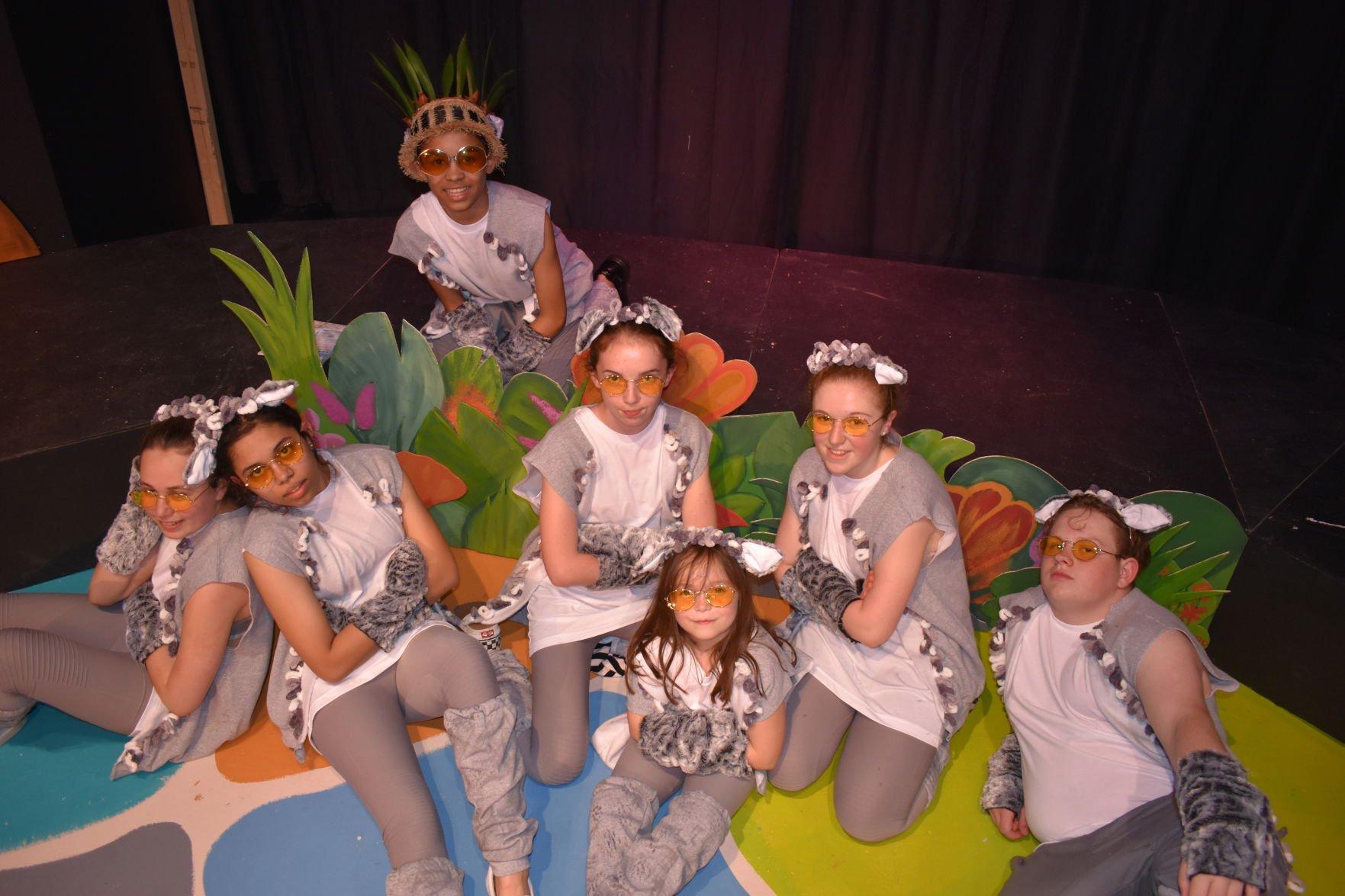 Disney's Madagascar - A Musical Adventure Jr at Mansfield Playhouse, June 7-23