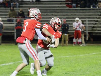 Fisher makes history as Shelby roughs up Firelands