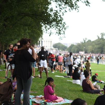 GALLERY: March on Washington 57th anniversary
