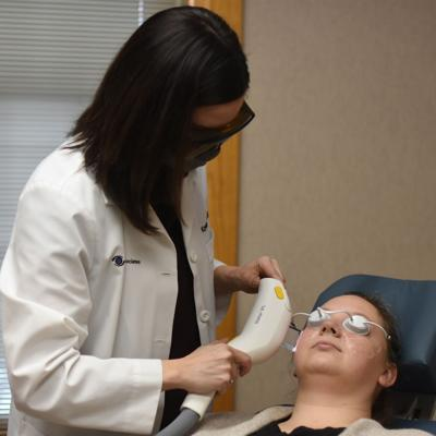 Eye patient finds simple and easy treatment for dry eye after years of discomfort
