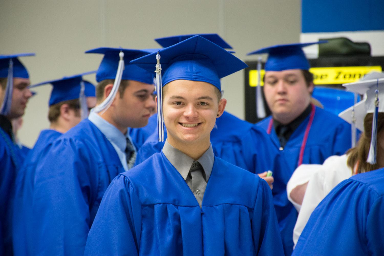 Crestline High School Graduation 2016