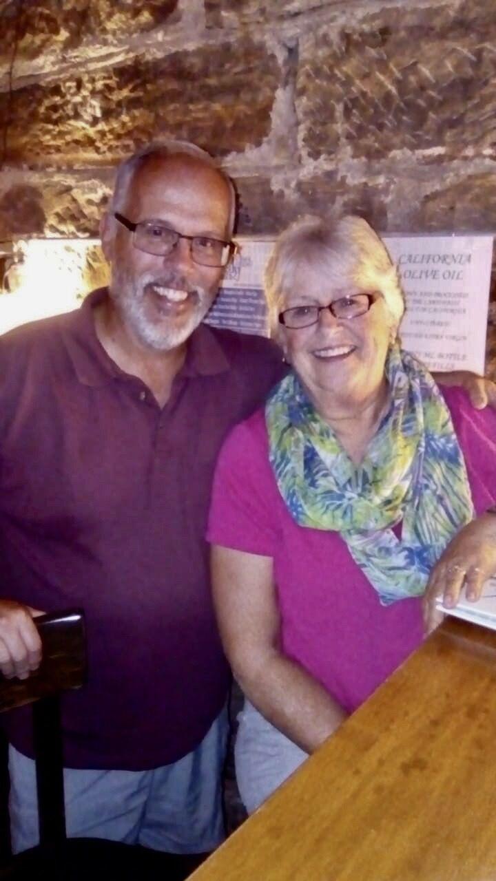 MaryJo and Jim Hull