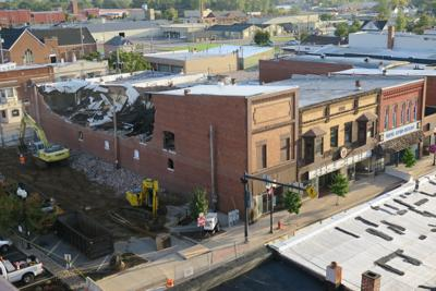 Owner discusses plans for downtown Ashland buildings