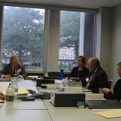 ODE case begins with Mansfield City Schools Treasurer