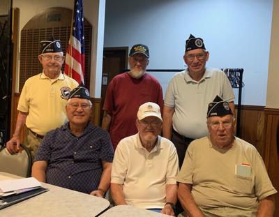 Korean War Veterans Association of Richland County announces new officers