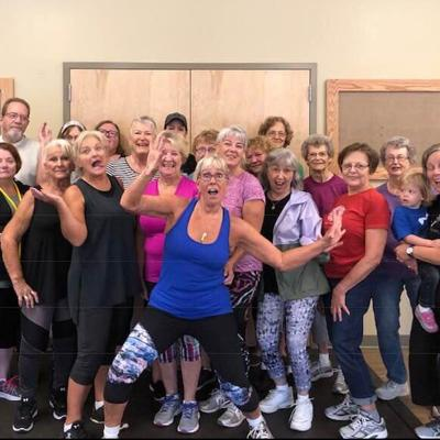 Fitness instructor helps seniors get healthier, find a community