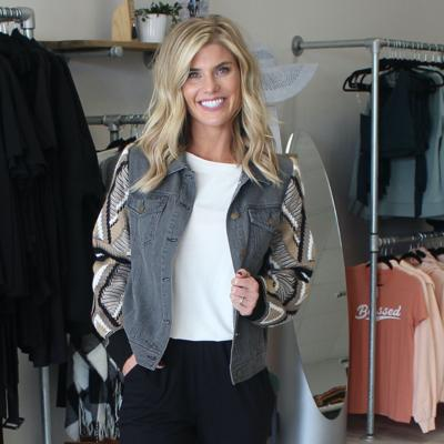 Ontario shop owner launches clothing line on HSN