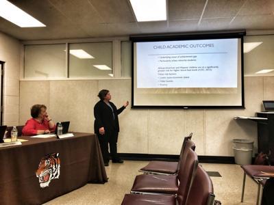 Lead poisoning presentation