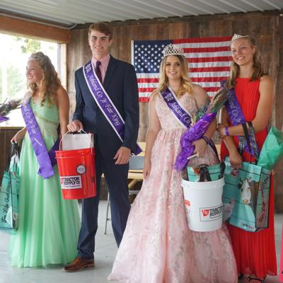 Junior King and Queen contests kick off Ashland County Fair