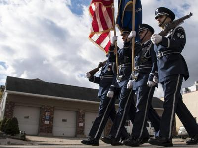 179th Airlift Wing Honor Guard won't forget Memorial Day 2020