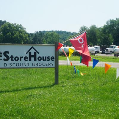The StoreHouse discount grocery opens in Loudonville