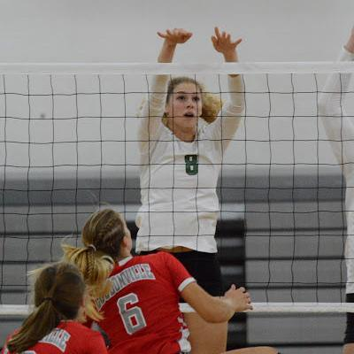GALLERY: Clear Fork tops Loudonville volleyball
