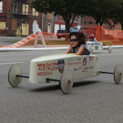 Mount Gilead girl wins super stock title at Soap Box Derby