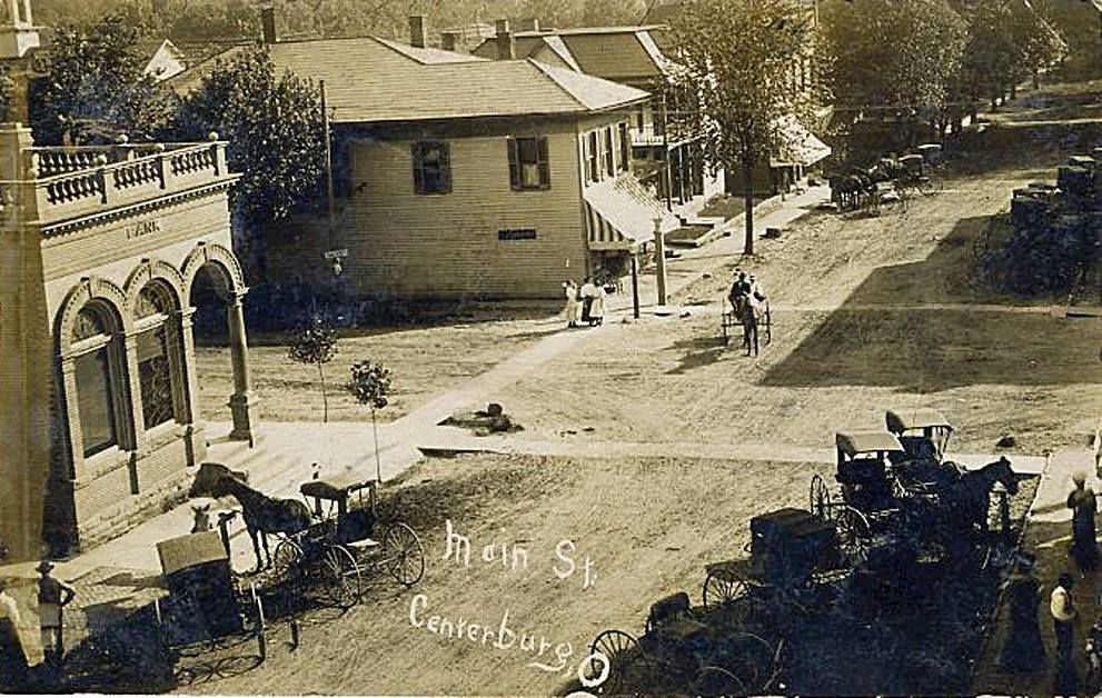 Downtown Centerburg