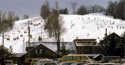 Mt. Mansfield 1962: Then & Now